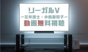 ドラマ|リーガルVの動画を1話から全話無料で見れる動画配信まとめ