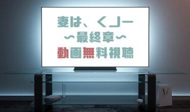 ドラマ|妻はくノ一最終章の動画を1話から無料で見れる動画配信まとめ