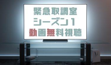 ドラマ|緊急取調室シーズン1の動画を無料で見れる動画配信まとめ