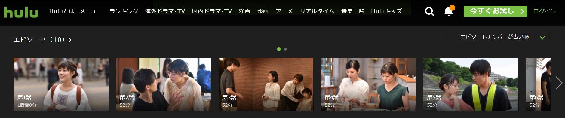 過 保護 の カホコ ドラマ 動画 2 話 視聴 率
