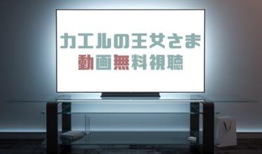 ドラマ|カエルの王女さまの動画を全話無料で見れる動画配信まとめ