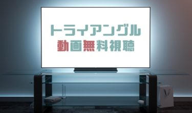 ドラマ|トライアングルの動画を全話無料で見れる動画配信まとめ