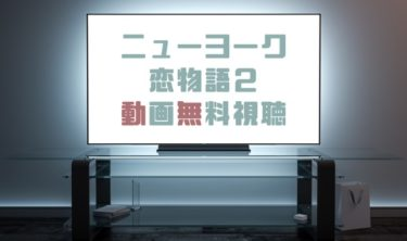 ドラマ|ニューヨーク恋物語2の動画を無料で見れる動画配信まとめ