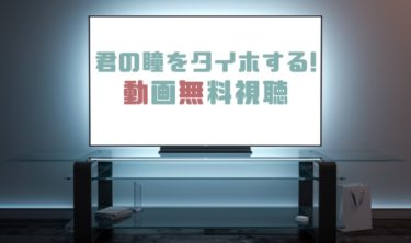 ドラマ|君の瞳をタイホするの動画を無料で見れる動画配信まとめ