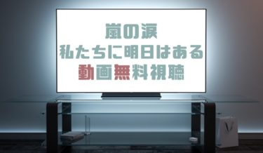 ドラマ|嵐の涙の動画を1話から全話無料で見れる動画配信まとめ