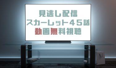 ドラマ|スカーレット45話の見逃し動画を無料で見れる動画配信まとめ