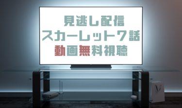 ドラマ|スカーレット7話の見逃し動画を無料で見れる動画配信まとめ