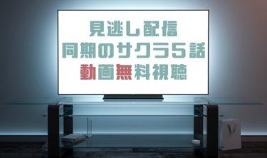 ドラマ|同期のサクラ5話の見逃し動画を無料で見れる動画配信まとめ