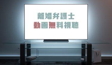 ドラマ|離婚弁護士の動画を1話から無料で見れる動画配信まとめ