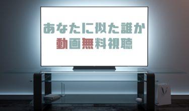 ドラマ|あなたに似た誰かの動画を全話無料で見れる動画配信まとめ