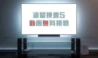 ドラマ|遺留捜査5の動画を1話から全話無料で見れる動画配信まとめ