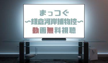ドラマ|まっつぐ 鎌倉河岸捕物控の動画を無料で見れる動画配信まとめ