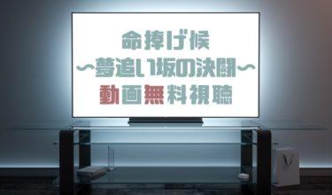 ドラマ|命捧げ候 夢追い坂の決闘の動画を無料で見れる動画配信まとめ