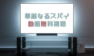 ドラマ|華麗なるスパイの動画を1話から全話無料で見れる動画配信まとめ