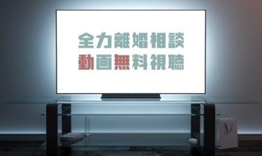 ドラマ|全力離婚相談の動画を1話から全話無料で見れる動画配信まとめ
