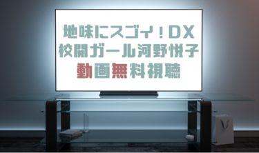 ドラマ|地味にスゴイDX 校閲ガール河野悦子の動画を無料で見れる動画配信まとめ