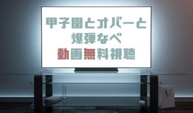 ドラマ|甲子園とオバーと爆弾なべの動画を無料で見れる動画配信まとめ