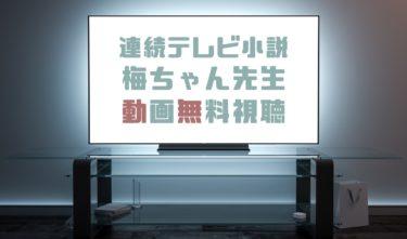 ドラマ|梅ちゃん先生の動画を1話から全話無料で見れる動画配信まとめ