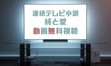 ドラマ|純と愛の動画を1話から全話無料で見れる動画配信まとめ