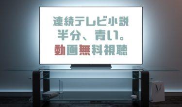 ドラマ|半分青いの動画を1話から無料で見れる動画配信まとめ