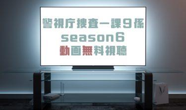 ドラマ|警視庁捜査一課9係season6の動画を全話無料で見れる動画配信まとめ