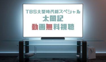 ドラマ|太閤記(柴田恭兵)の動画を無料で見れる動画配信まとめ